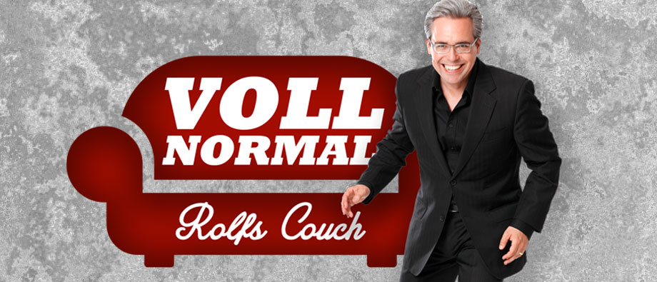 Voll normal - Rolfs Couch
